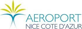 Logo Aéroport Nice Côte d'Azur