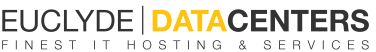 Logo Euclyde Data Centers Finest IT Hosting & services