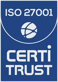 Logo Certi-trust ISO 27001